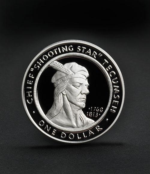 Tecumseh Coin