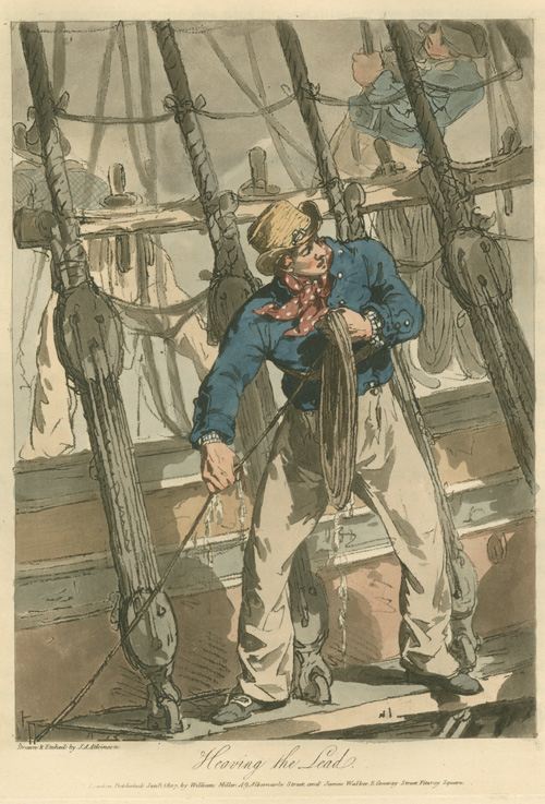 Le marin britannique