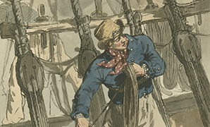 Discover key British personalities of the War of 1812