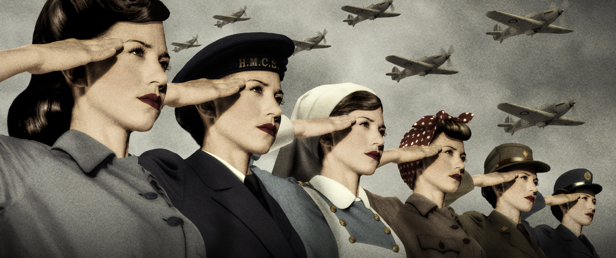 World War Women