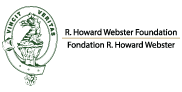 logo R. Howard Webster Foundation