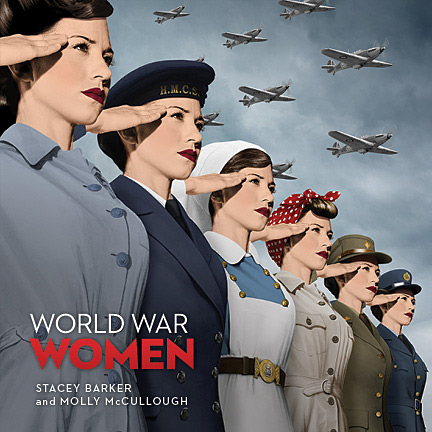 World War Women souvenir catalogue