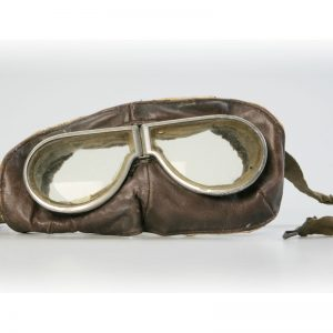 Eric Ohman's flight goggles