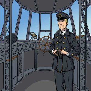 Heinrich Mathy, commandant de zeppelin allemand