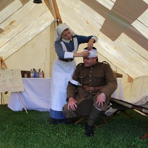 First World War Comes to Life