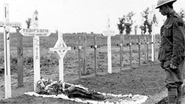 Canadian Graves near Vimy