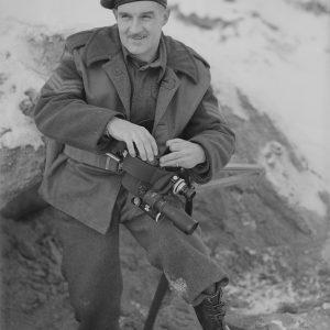 Man wearing a uniform
